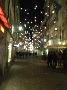 Zurich Altstadt